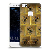 Official HBO Game of Thrones Golden Sigils Hard Back Case for Huawei P10 Lite