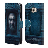 Official HBO Game of Thrones Faces Leather Book Wallet Case Cover For Samsung Galaxy S6