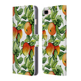 Official Julia Badeeva  Assorted Patterns 2 Leather Book Wallet Case Cover For Apple iPhone 7 Plus / 8 Plus