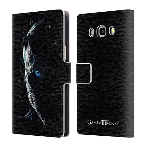 Official HBO Game of Thrones Season 7 Key Art Leather Book Wallet Case Cover For Samsung Galaxy J5 (2016)