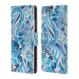 Official Julia Badeeva  Assorted Patterns 2 Leather Book Wallet Case Cover For Huawei P10