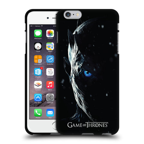 Official HBO Game of Thrones Season 7 Key Art Black Soft Gel Case for Apple iPhone 6 Plus / 6S Plus