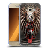 Official Anne Stokes Steampunk Soft Gel Case for Samsung Galaxy A3 (2017)