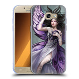 Official Anne Stokes Dark Hearts Soft Gel Case for Samsung Galaxy A3 (2017)