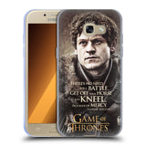Official HBO Game of Thrones Character Quotes Soft Gel Case for Samsung Galaxy A3 (2017)