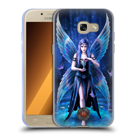 Official Anne Stokes Fantasy Soft Gel Case for Samsung Galaxy A3 (2017)