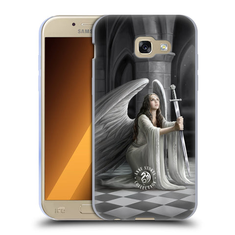 Official Anne Stokes Angels Soft Gel Case for Samsung Galaxy A5 (2017)