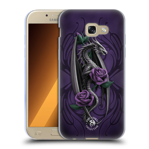 Official Anne Stokes Dragons 3 Soft Gel Case for Samsung Galaxy A5 (2017)