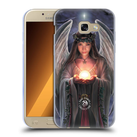 Official Anne Stokes Yule Soft Gel Case for Samsung Galaxy A5 (2017)