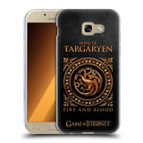 Official HBO Game of Thrones Metallic Sigils Soft Gel Case for Samsung Galaxy A5 (2017)