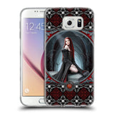 Official Anne Stokes Gothic Soft Gel Case for Samsung Galaxy S6