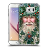 Official Anne Stokes Yule Soft Gel Case for Samsung Galaxy S6