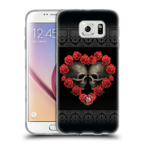 Official Anne Stokes Life Blood Soft Gel Case for Samsung Galaxy S6