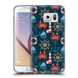 Official Julia Badeeva  Assorted Patterns 2 Soft Gel Case for Samsung Galaxy S7