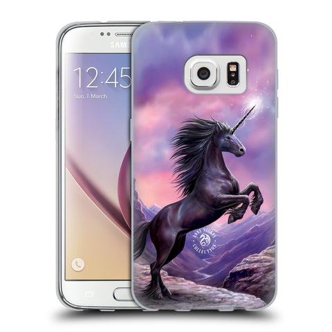 Official Anne Stokes Mythical Creatures Soft Gel Case for Samsung Galaxy S7
