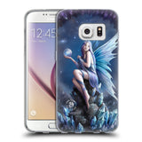 Official Anne Stokes Fairies Soft Gel Case for Samsung Galaxy S7