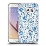 Official Julia Badeeva  Floral Patterns 2 Soft Gel Case for Samsung Galaxy S7