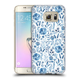 Official Julia Badeeva  Floral Patterns 2 Soft Gel Case for Samsung Galaxy S7 Edge