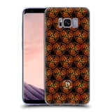 Official Anne Stokes Fire Tribal Soft Gel Case for Samsung Galaxy S8