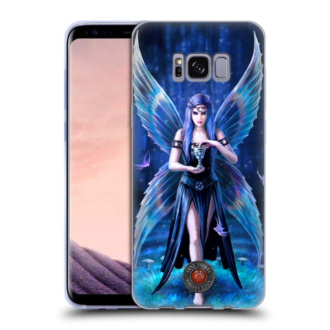 Official Anne Stokes Fantasy Soft Gel Case for Samsung Galaxy S8