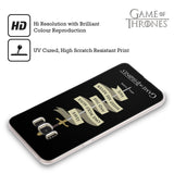 Official HBO Game of Thrones Graphics Soft Gel Case for Samsung Galaxy S6
