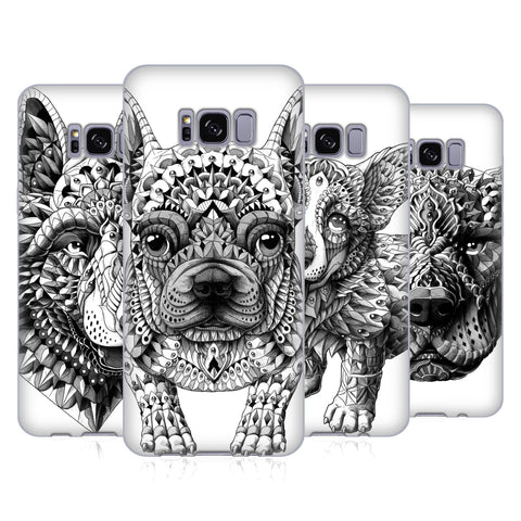 Official Bioworkz Canine Soft Gel Case for Samsung Galaxy S8