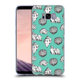 Official Julia Badeeva  Tropical Patterns Soft Gel Case for Samsung Galaxy S8+ S8 Plus