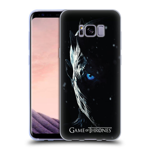 Official HBO Game of Thrones Season 7 Key Art Soft Gel Case for Samsung Galaxy S8+ S8 Plus