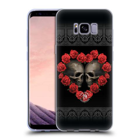 Official Anne Stokes Life Blood Soft Gel Case for Samsung Galaxy S8+ S8 Plus