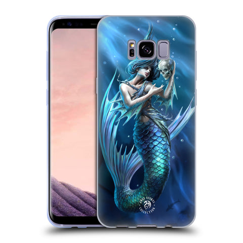 Official Anne Stokes Mermaids Soft Gel Case for Samsung Galaxy S8+ S8 Plus