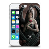 Official Anne Stokes Angels Soft Gel Case for Apple iPhone 5 5S SE
