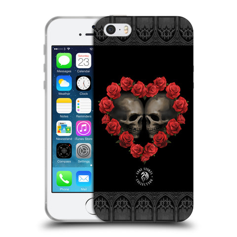 Official Anne Stokes Life Blood Soft Gel Case for Apple iPhone 5 5S SE
