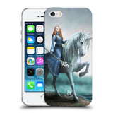 Official Anne Stokes Unicorns 2 Soft Gel Case for Apple iPhone 5 5S SE