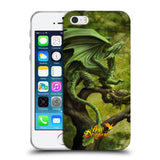 Official Anne Stokes Age Of Dragons Soft Gel Case for Apple iPhone 5 5S SE