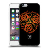 Official Anne Stokes Fire Tribal Soft Gel Case for Apple iPhone 6 6S