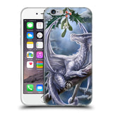 Official Anne Stokes Yule Soft Gel Case for Apple iPhone 6 6S