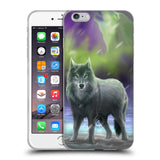 Official Anne Stokes Wolves Soft Gel Case for Apple iPhone 6 Plus / 6S Plus