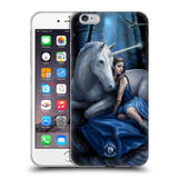 Official Anne Stokes Unicorns Soft Gel Case for Apple iPhone 6 Plus / 6S Plus