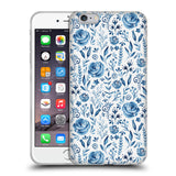 Official Julia Badeeva  Floral Patterns 2 Soft Gel Case for Apple iPhone 6 Plus / 6S Plus