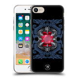 Official Anne Stokes Ornaments Soft Gel Case for Apple iPhone 7 / iPhone 8