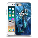 Official Anne Stokes Mermaids Soft Gel Case for Apple iPhone 7 / iPhone 8