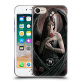 Official Anne Stokes Angels Soft Gel Case for Apple iPhone 7 / iPhone 8