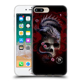 Official Anne Stokes Oriental Skull Soft Gel Case for Apple iPhone 7 Plus / 8 Plus