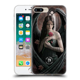 Official Anne Stokes Angels Soft Gel Case for Apple iPhone 7 Plus / 8 Plus