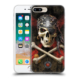 Official Anne Stokes Skull Soft Gel Case for Apple iPhone 7 Plus / 8 Plus