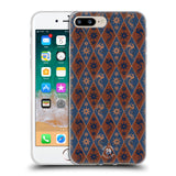 Official Anne Stokes Ornaments Soft Gel Case for Apple iPhone 7 Plus / 8 Plus