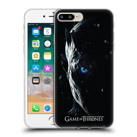 Official HBO Game of Thrones Season 7 Key Art Soft Gel Case for Apple iPhone 7 Plus / 8 Plus