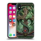 Official Anne Stokes Dragons Soft Gel Case for Apple iPhone X / iPhone XS