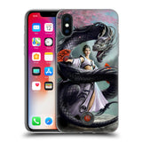 Official Anne Stokes Dragons 3 Soft Gel Case for Apple iPhone X / iPhone XS