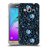 Official Julia Badeeva  Floral Patterns 2 Soft Gel Case for Samsung Galaxy J3